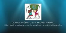 Día concienciación Autismo 2021 CEIP San Miguel Madrid