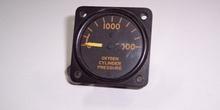 Manómetro de presión de admisión a los cilindros (en cabina)