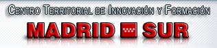 Logotipo del CTIF Madrid-Sur