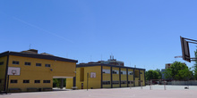 Fotografías de los espacios del IES Clara Campoamor de Móstoles 4
