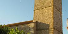 Torre de iglesia en San Agustín del Guadalix
