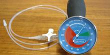 Manómetro para neumotaponamiento