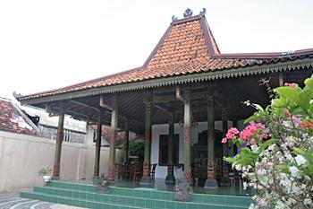 Mezquita Javanesa, Jogyakarta, Indonesia