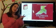 VIDEO CUENTO PAJARITA DE PAPEL ADAPTADO