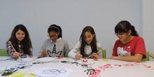 Los alumnos de 6º de Primaria preparan el carnaval 2