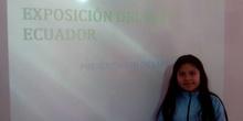 Exposiciones 5º B EP 20
