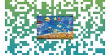 Colección de códigos QR para la exposición de Joaquín Sorolla CP Mirasierra 4