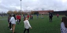 Actividad de rugby para 5º 6