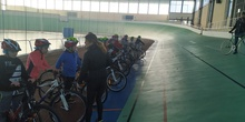 Madrid Olímpico, Velódromo de  Galapagar. 6º Primaria 5