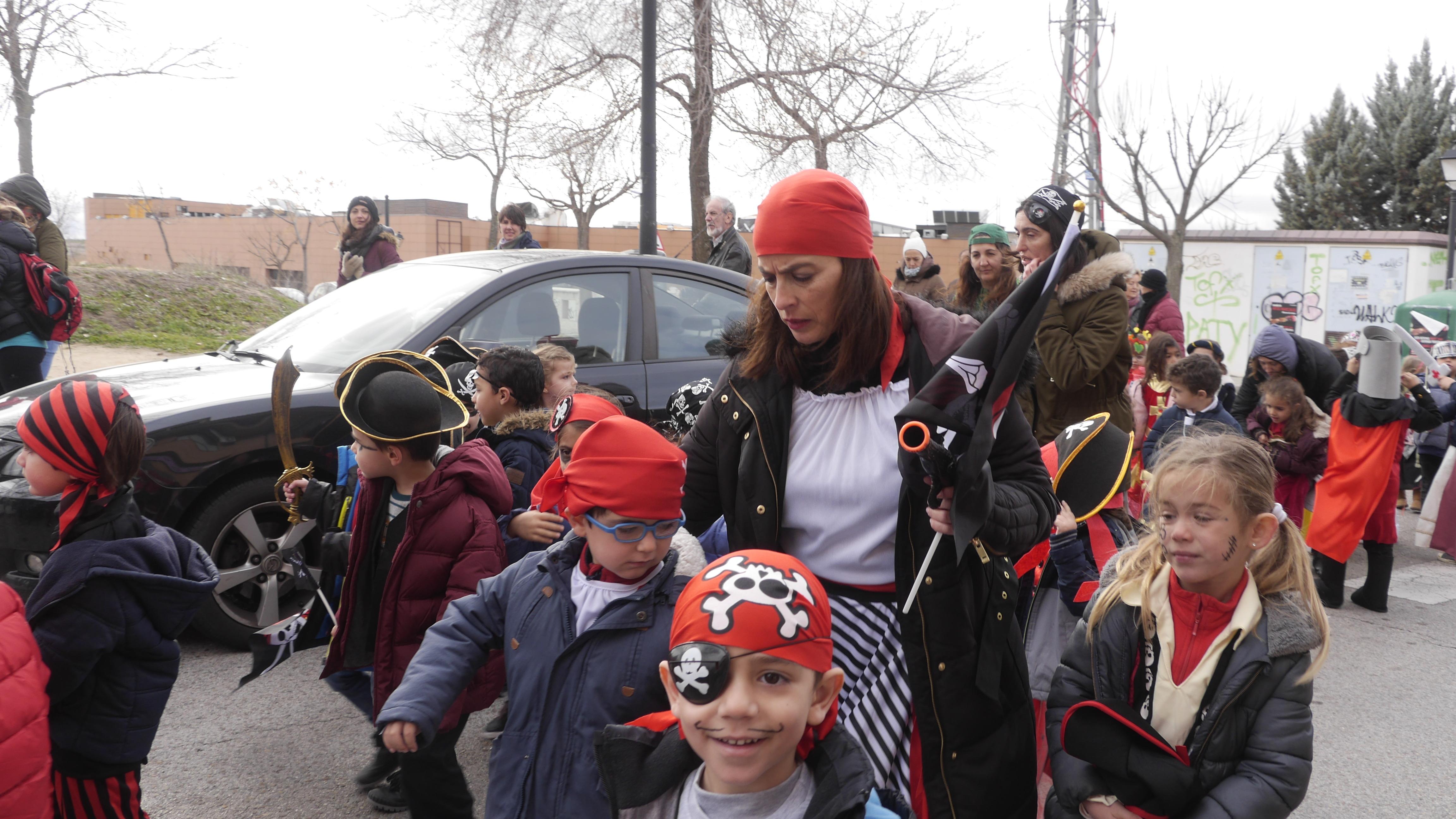 Pasacalles Carnaval 2018  1 42