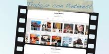 Añadir elementos a un tablero de Pinterest