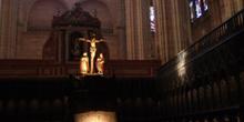 Coro de la Catedral de Segovia, Castilla y León