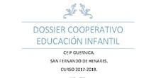 Dossier Infantil aprendizaje cooperativo CEIP Guernica