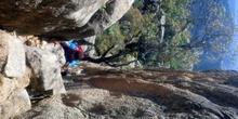 2017_10_23_Sexto hace senderismo y escalada en la Pedriza 11