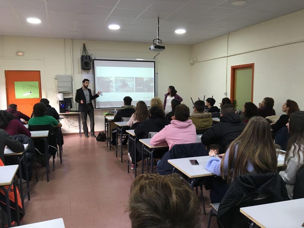 Conferencia Psicología y Redes Sociales 2