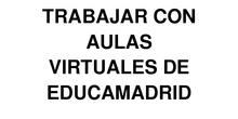 TRABAJANDO CON AULAS VIRTUALES