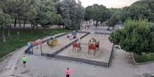 La pandemia en los parques infantiles 12