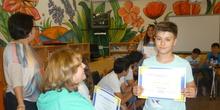 Entrega de diplomas Alumnos Ayudantes 11