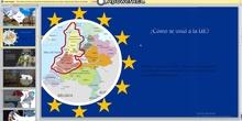 RECORRIDO POR LA UNIÓN EUROPEA: PAÍSES BAJOS