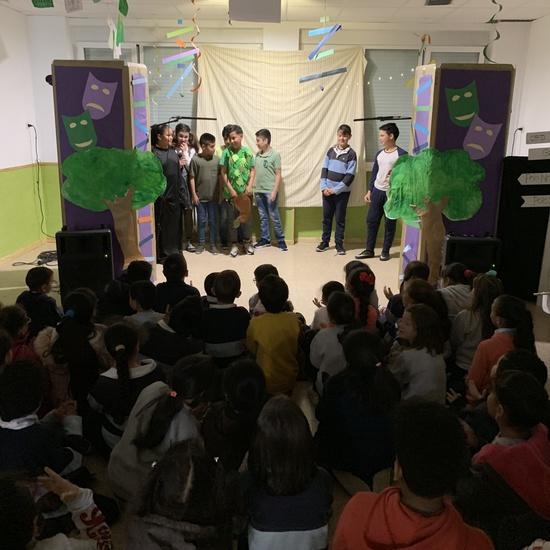 6ºprimaria_ceip_SanGregorio_Galapagar; Día del Libro. 8