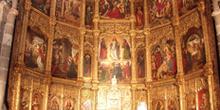 Altar Mayor de la Catedral de ávila, Castilla y León
