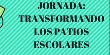 Jornada: Transformación de Patios Escolares