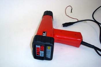 Pistola estroboscópica para motor diesel