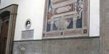 Dentro del Duomo, Florencia
