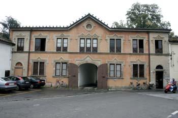 Edificio de la Sociedad Geográfica, Lucca