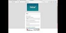 Gestor de proyectos WEKAN: concepto y acceso