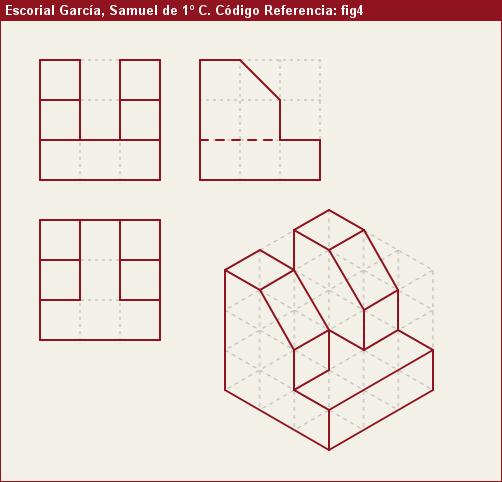 Vistas Diédricas Fig4