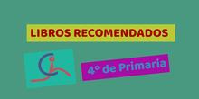 Recomendación libros 4º de Primaria