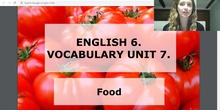 E6.U7.Vocabulary:food