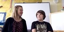 Entrevista en inglés a uno de nuestros estudiantes