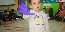 Taller Infantil 3 años. Primeros auxilios. Semana Cultural 5