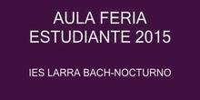 AULA-FERIA DEL ESTUDIANTE 2015