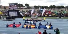 2018-04-09_Olimpiadas Escolares_CEIP FDLR_Las Rozas_Desfile 1