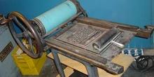 Máquina para composición tipográfica