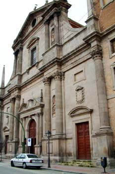 Iglesia de Santa María, Alcalá de Henares, Madrid