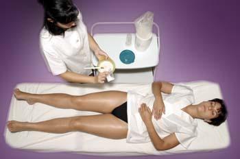 Masaje y mascarilla corporal: preparación de mascarilla
