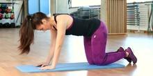 Ejercicios fortalecimiento zona lumbar y espalda