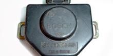 Caja de interruptores de mariposa de gases