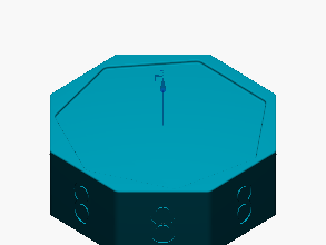 Octagon (Stacking Polygon Tower)