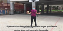 Basketball skills for Primary