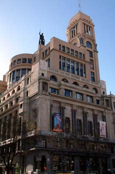 Círculo de Bellas Artes, Madrid