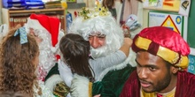 Los RRMM y Papá Noel en INF 5A 19