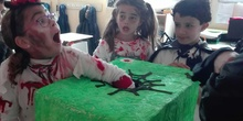 Quinto A celebra Halloween_CEIP Fernando de los Rios_Las Rozas 1