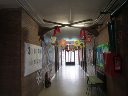 Carnaval 2017_Decorando pasillos...  5