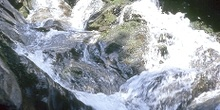 Cascada en el Pantano de Lapazosa, Huesca