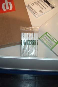 Lápices correctores de planchas